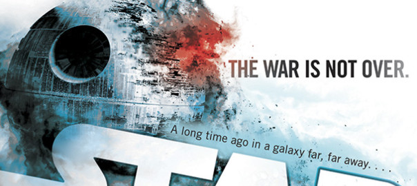 Star Wars: Aftermath by Chuck Wendig, published by LucasBooks and Del Rey
